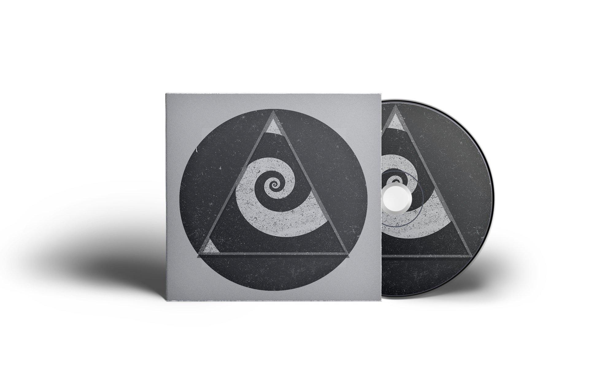 Raiyan momen disk and cover presentation mock up