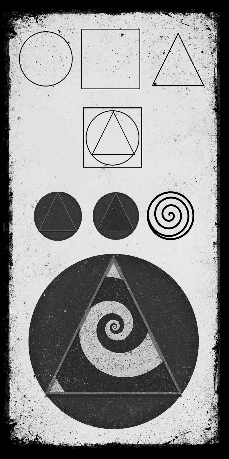 Raiyan momen geometric progression
