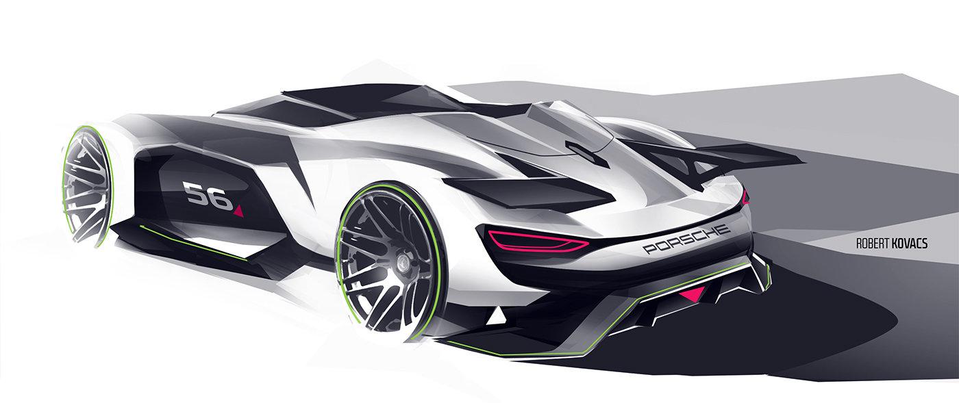 Robert Kovacs - Porsche GT on vision mazda gt, vision ford gt, vision toyota gt, vision nissan gt,