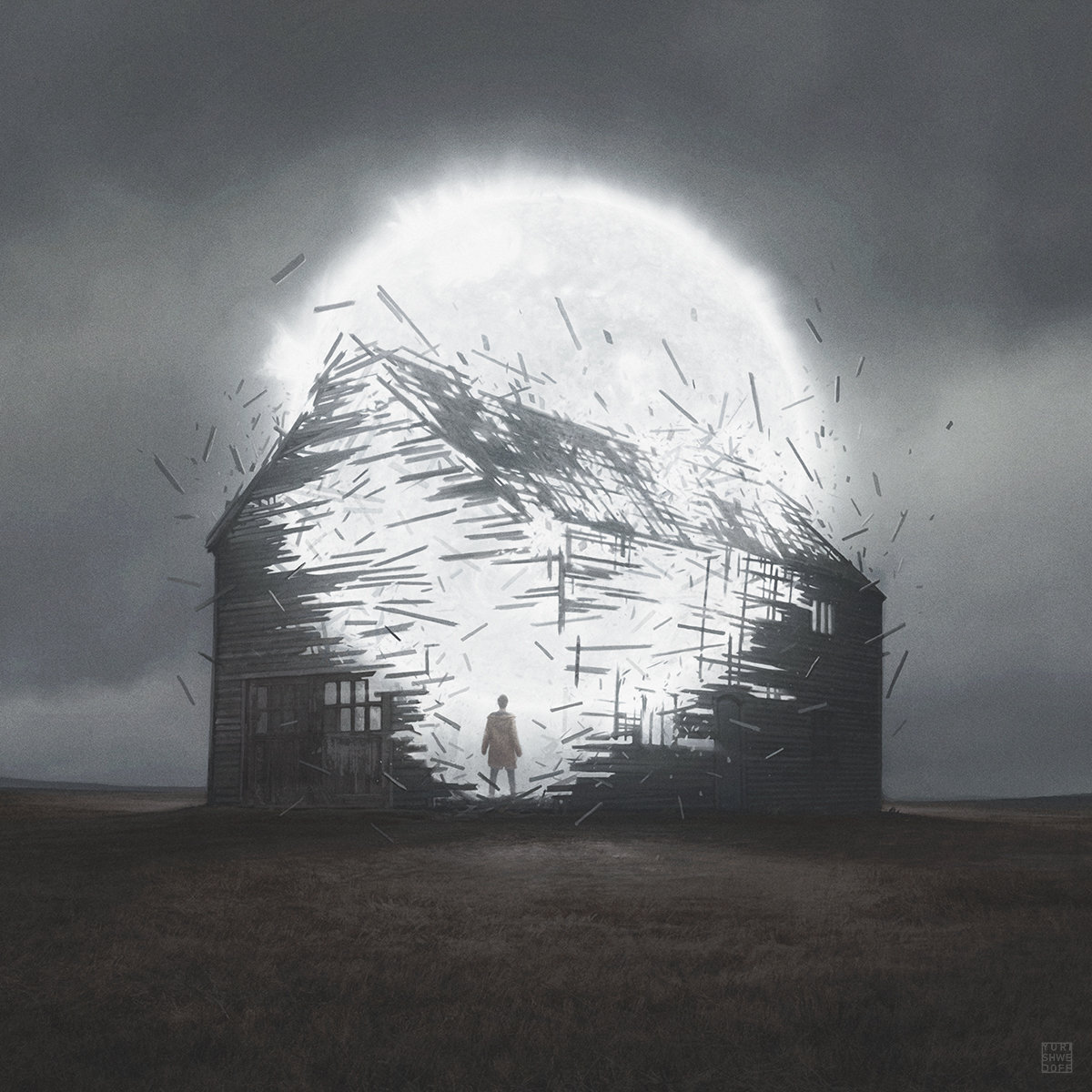 [Reflexion] Les oeuvres qui vous inspirent - Page 2 Yuri-shwedoff-star-internet