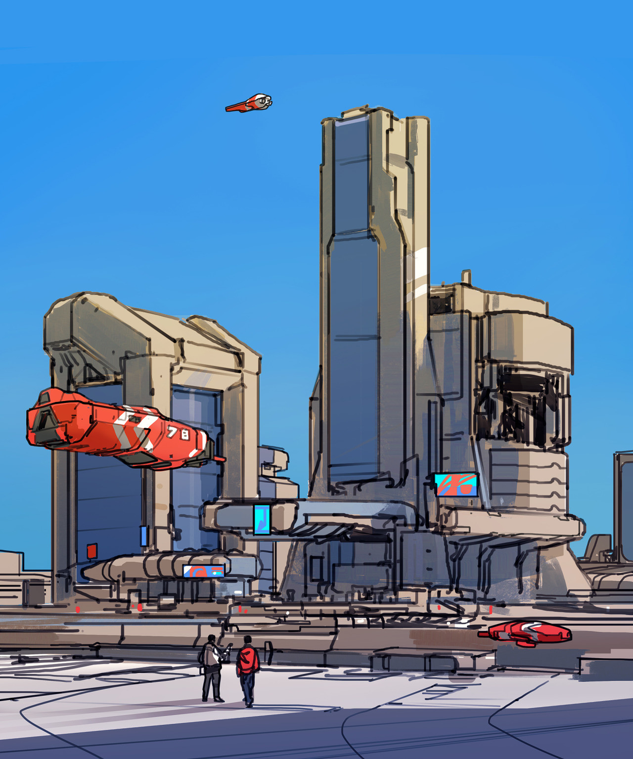 Sparth line city