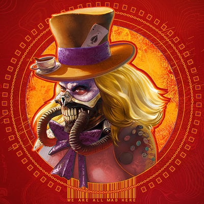 Mad Immortan Hatter Joe
