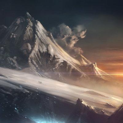 Dmitriy kuzin mountain