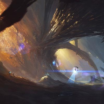 Dmitriy kuzin cave1