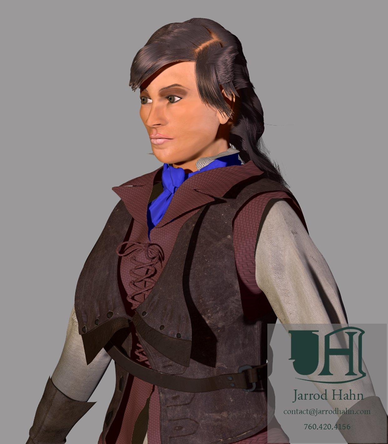 Jarrod hahn