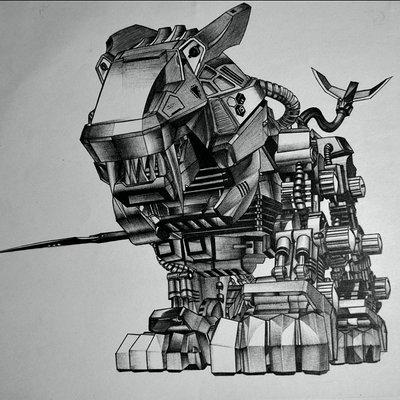 Hugo matilde robot