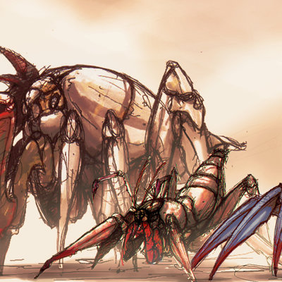 Cian o reilly spacebugs01