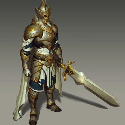 Naranbaatar ganbold knight