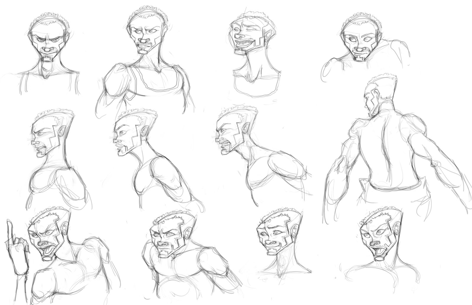 Teel expressions.