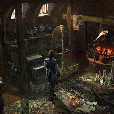Rhys griffiths the enchanted trinkets shop by shutupandwhisper d6v841n