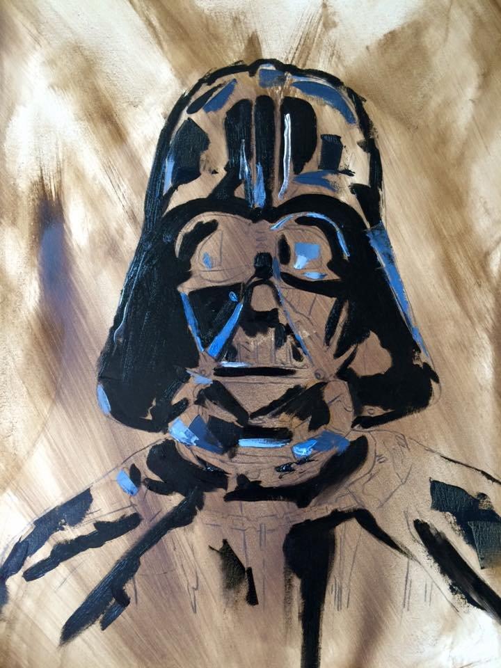 The Frisbeeman Darth Vader 04 Darthvader02