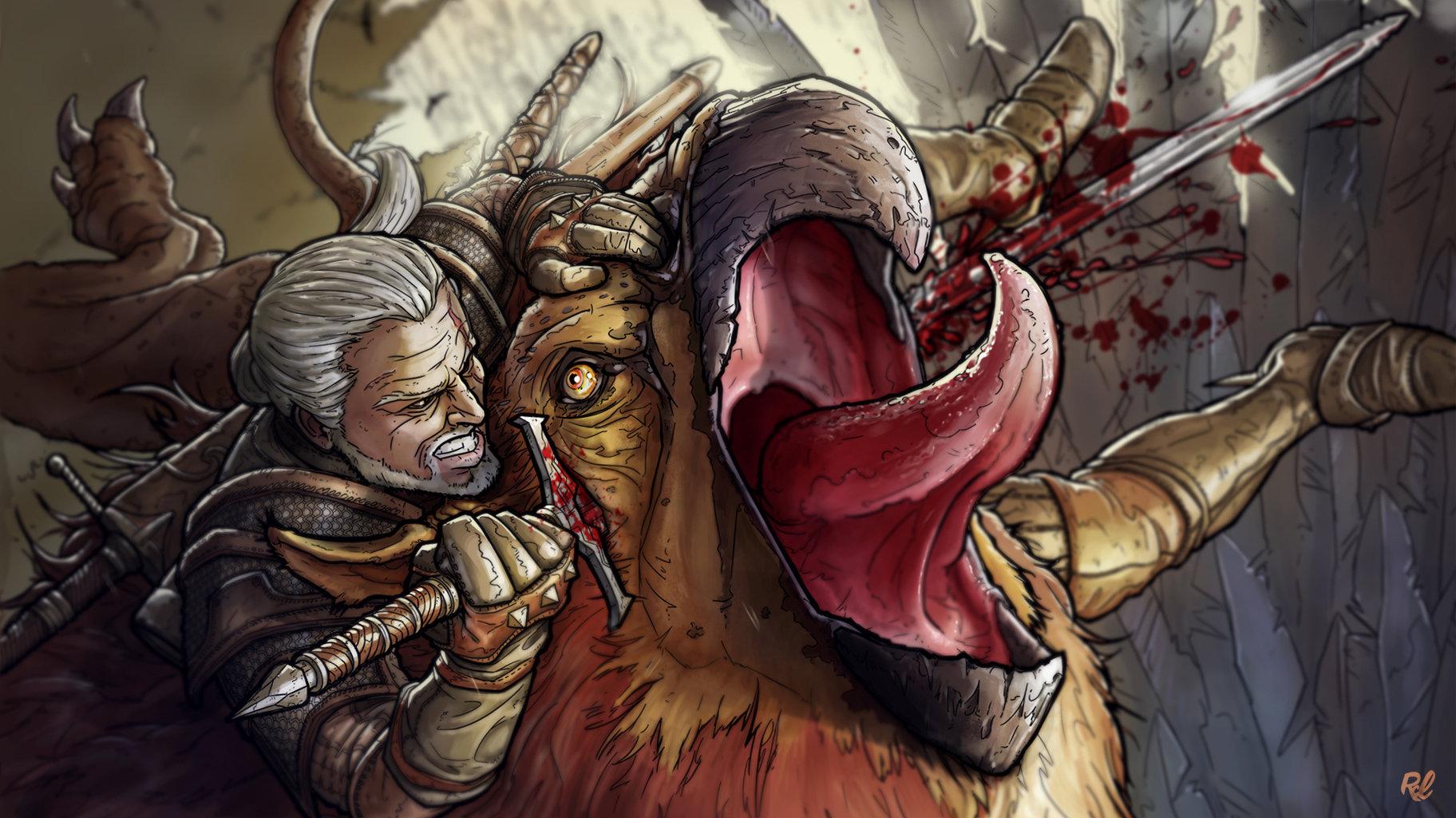 The Witchers Yennefer amp Geralt Starlit Anal   VR Porn