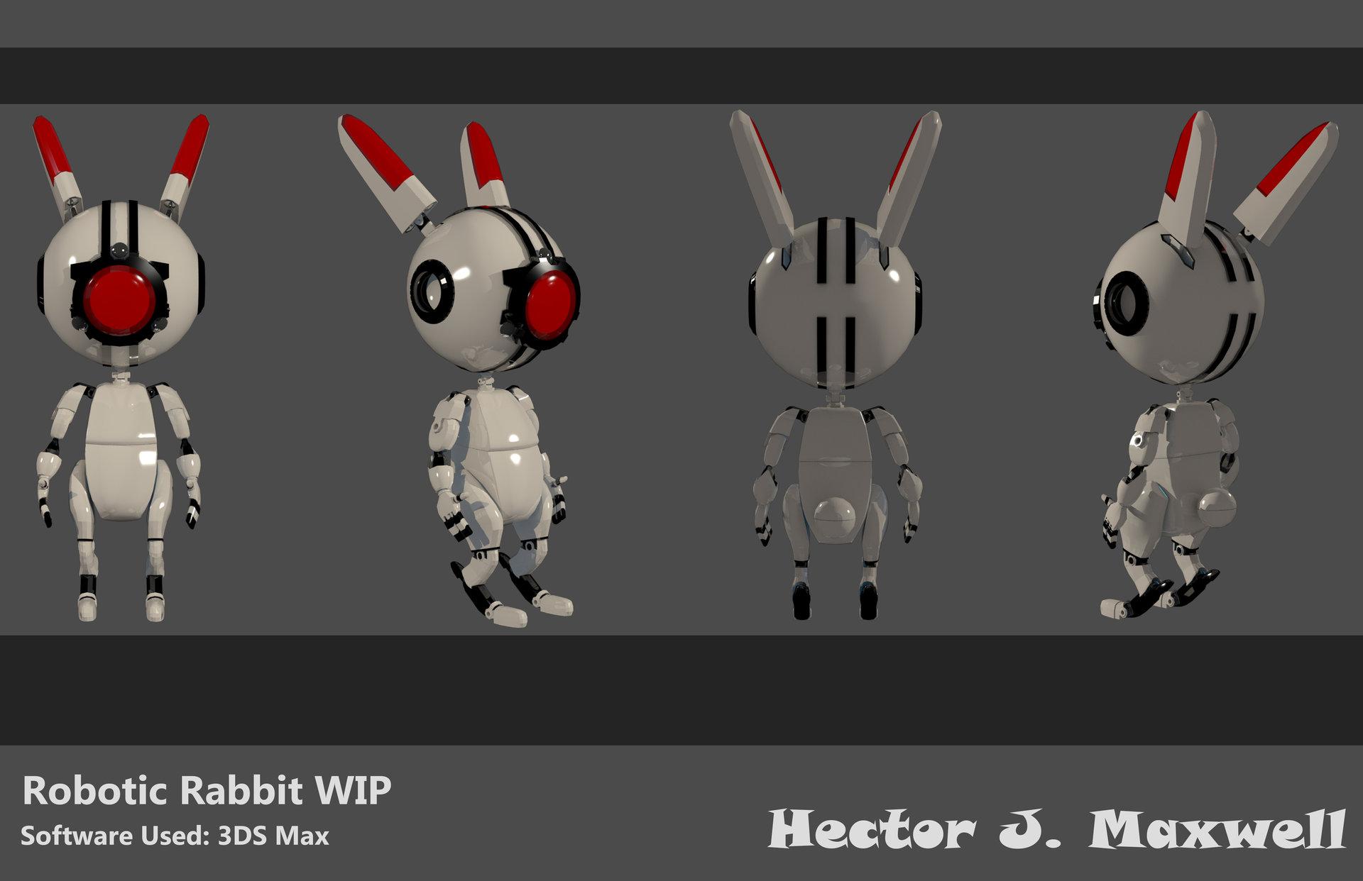 hector maxwell