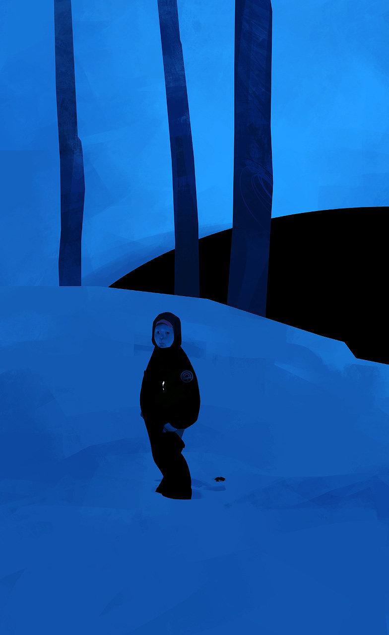 Sergey kolesov forest copy