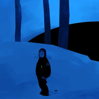 Sergey kolesov forest copy