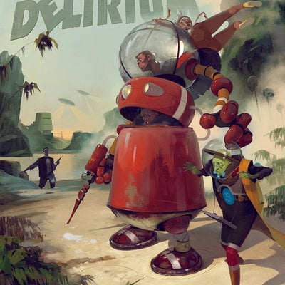 Sergey kolesov final delirium