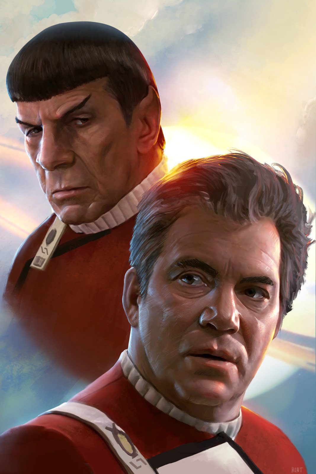 Andrew hunt old star trek final