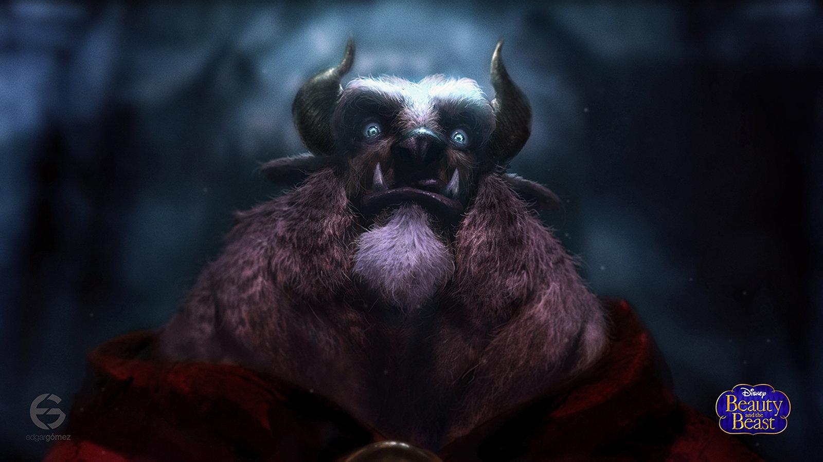 Edgar gomez beast