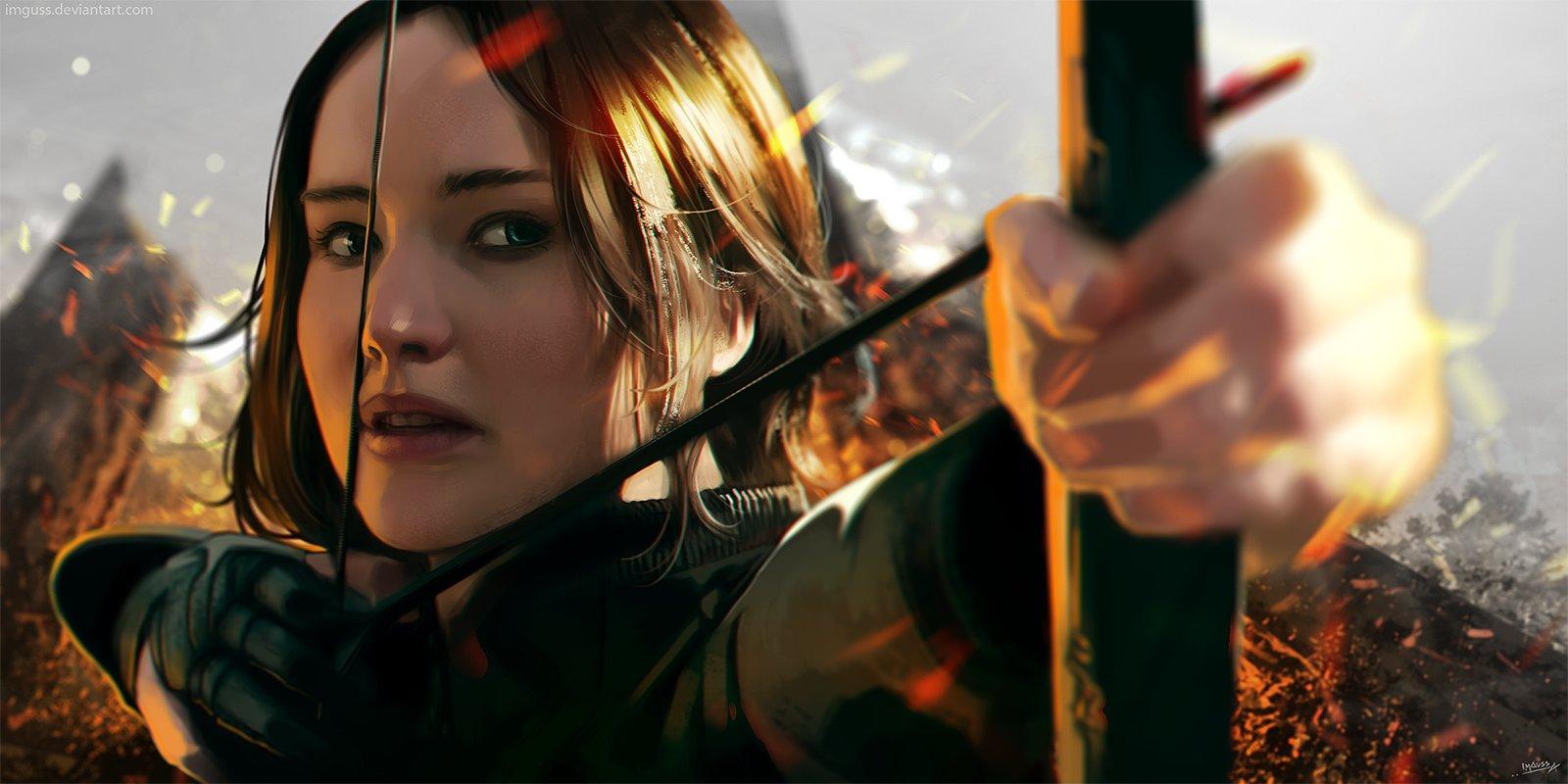 Katniss Everdeen (Mockingjay)
