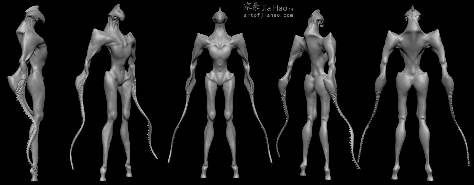 Jia hao 2014 07 gladiator 1 views