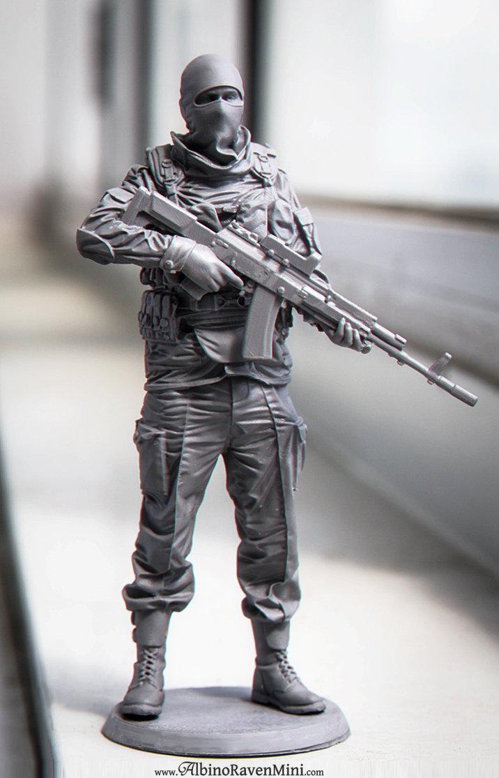 modern russian soldier - 716×1115