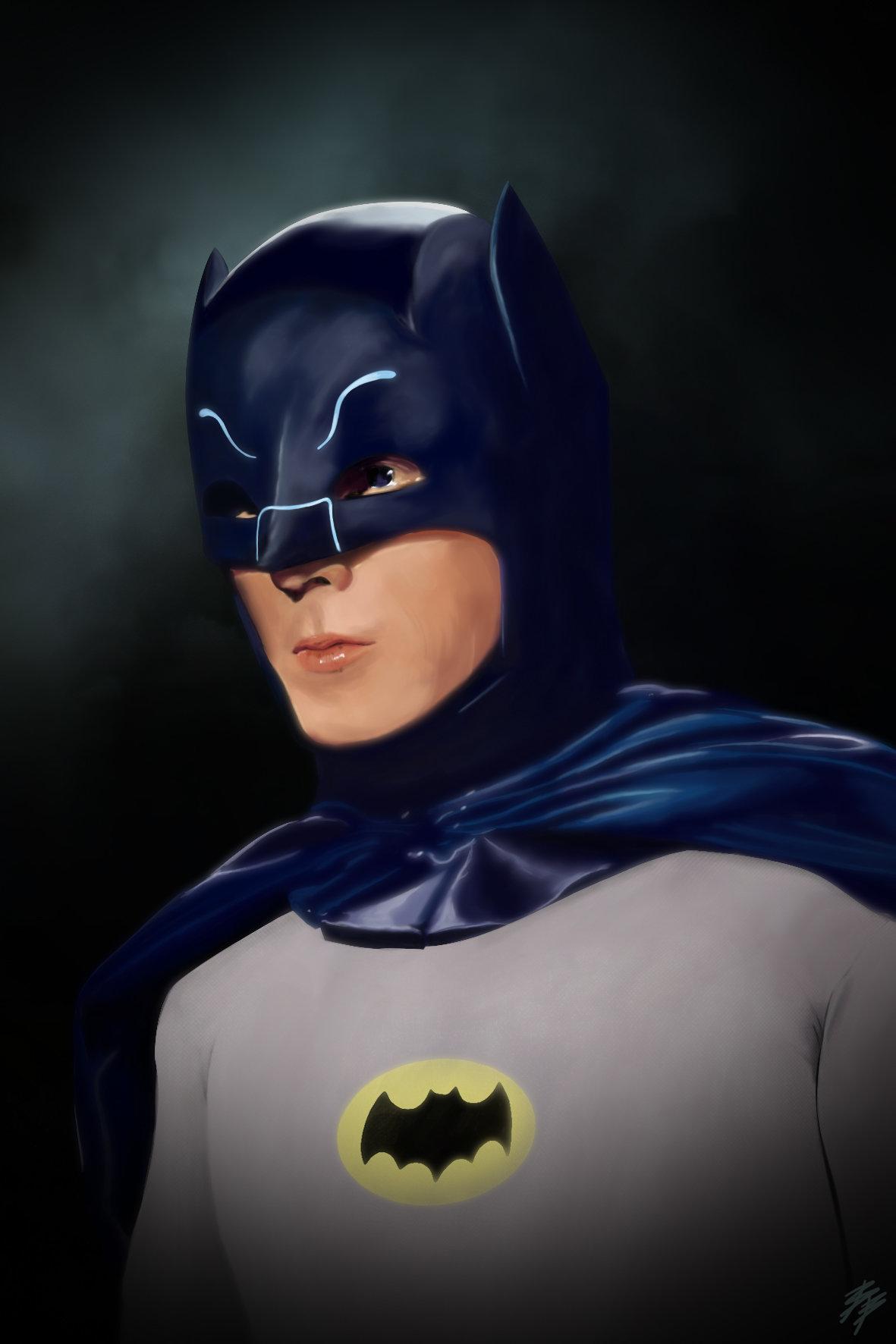 Brian borowiec batman 01