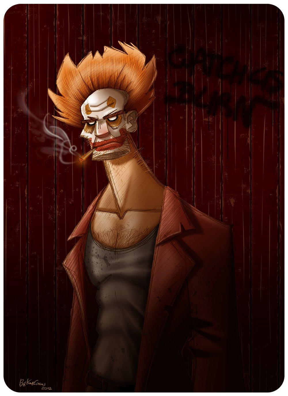 Quentin prigent hazz cartooned web