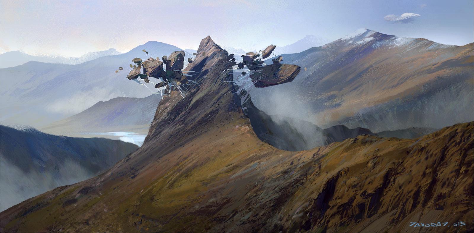 Jakub javora mountain nest javoraj