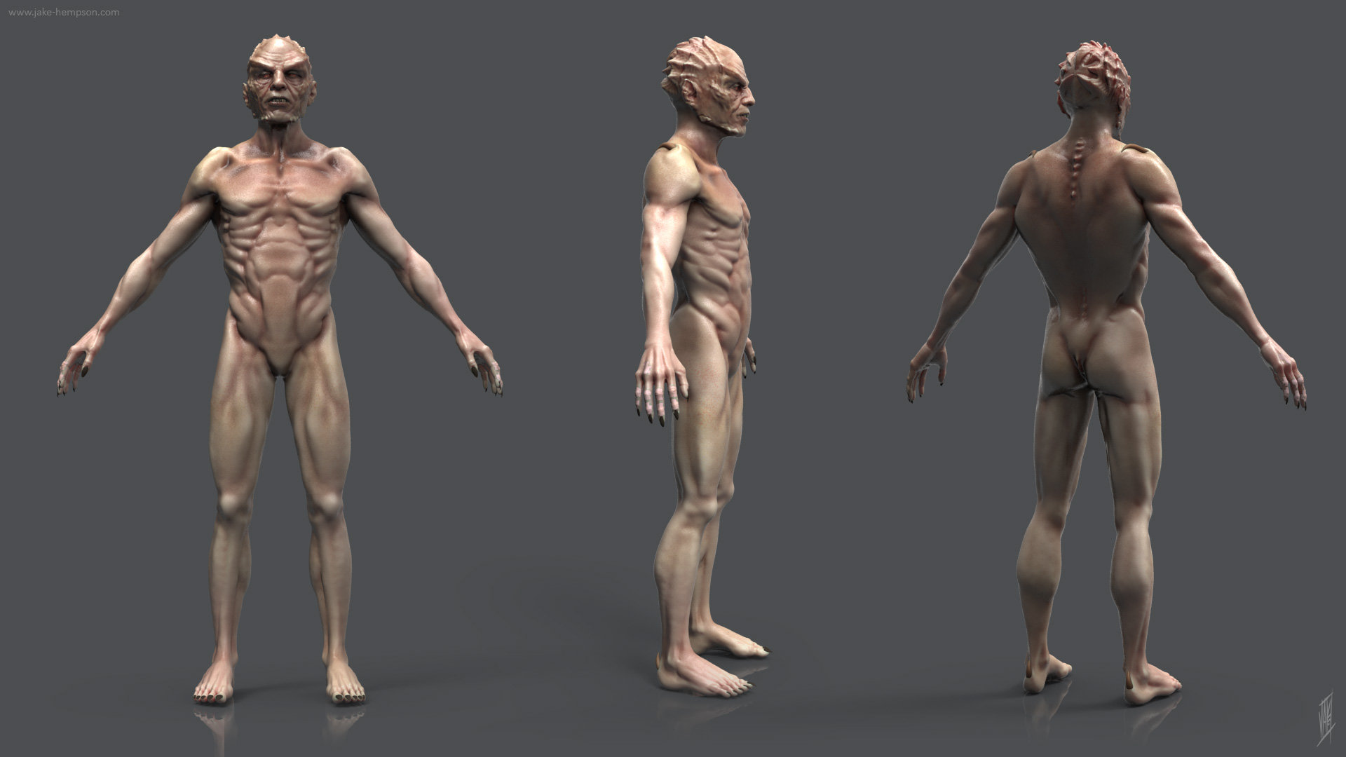 Helek - full body replacement.