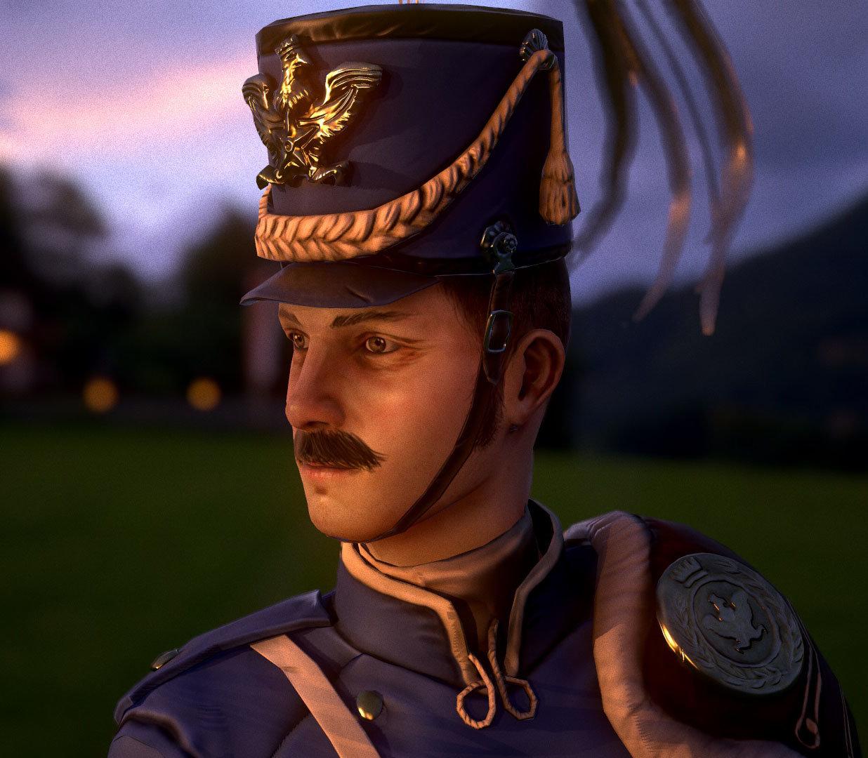 Luis santander soldier 4