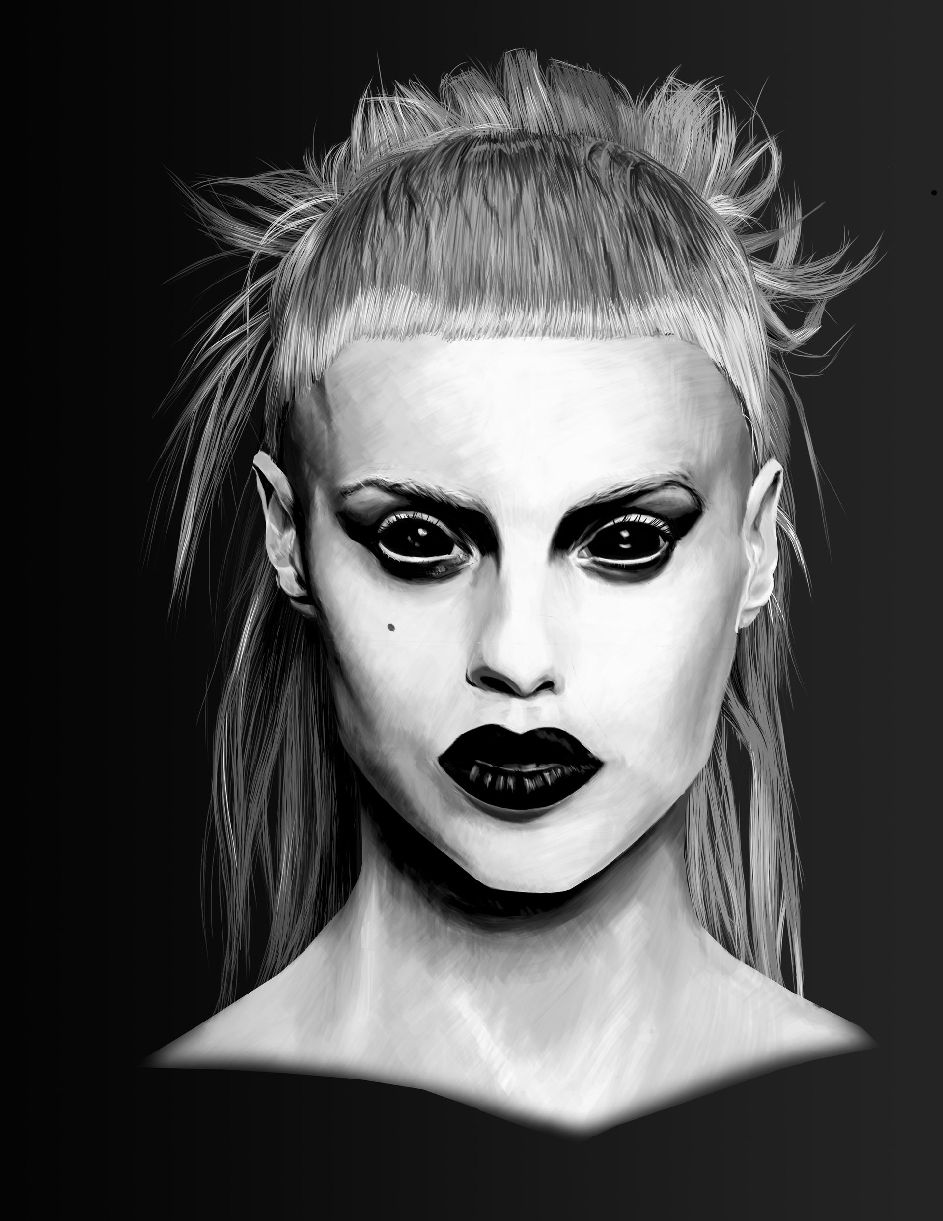 Yolandi Hairstyle The Latest Trend Of Hairstyle 2018