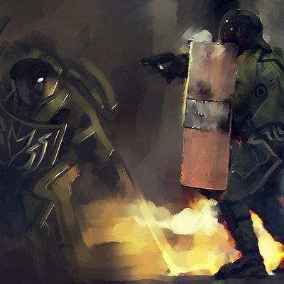 Benedick bana riot2 lores