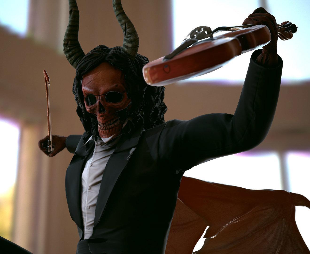 Luis santander paganini 1