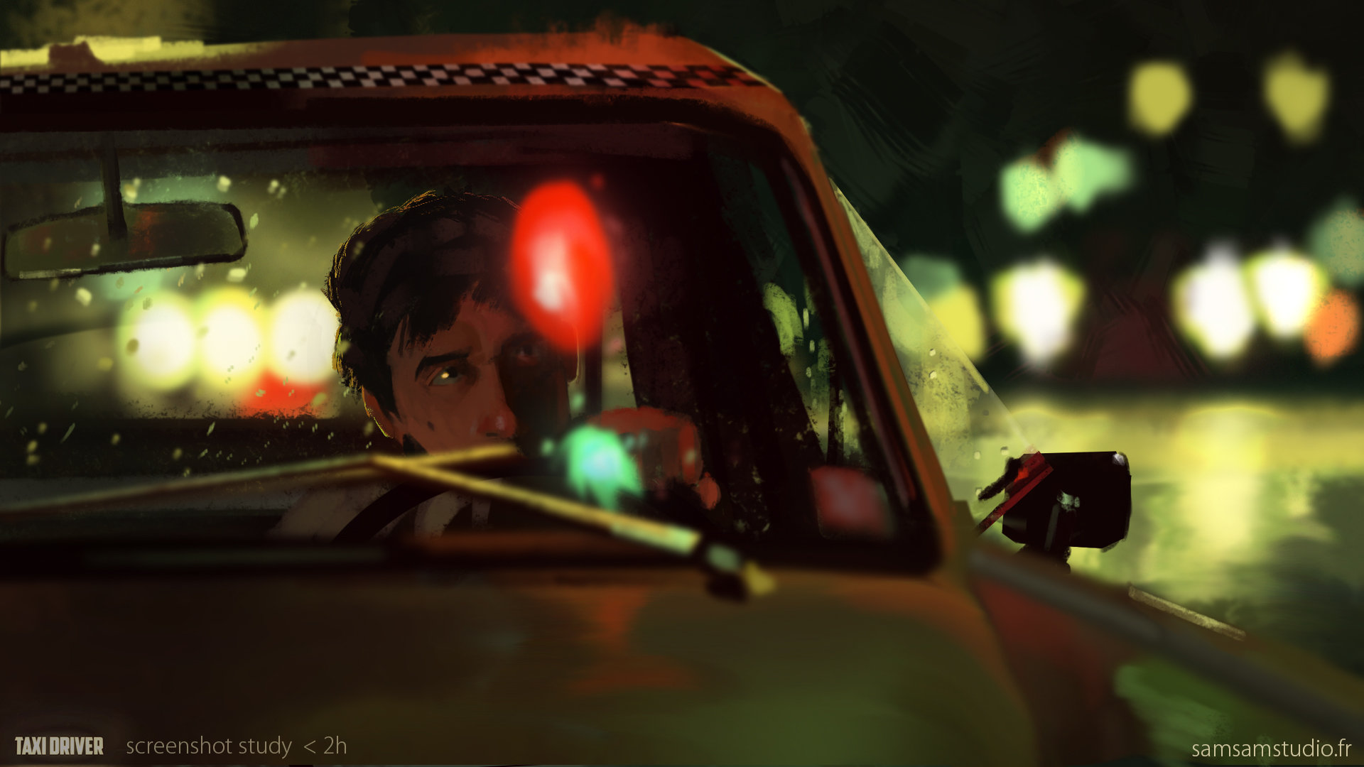Sam smith taxi driver
