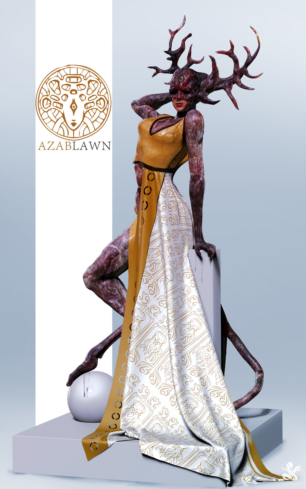 Azab lawn