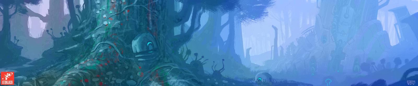 Twilight Forest Zone