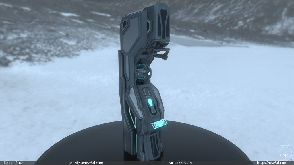 Halo 4 Terminal