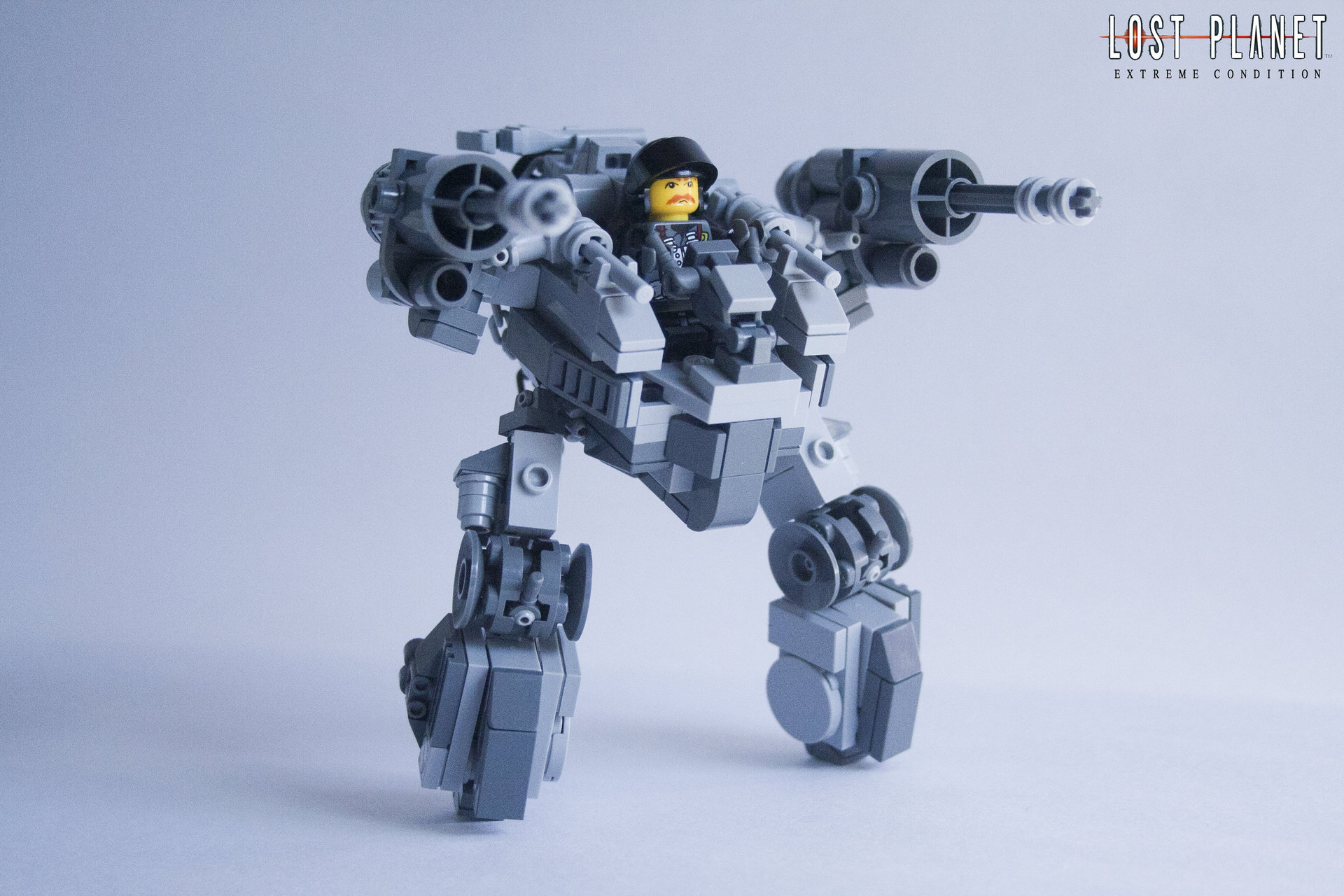 ArtStation - Lost Planet GTT-01, John Ho