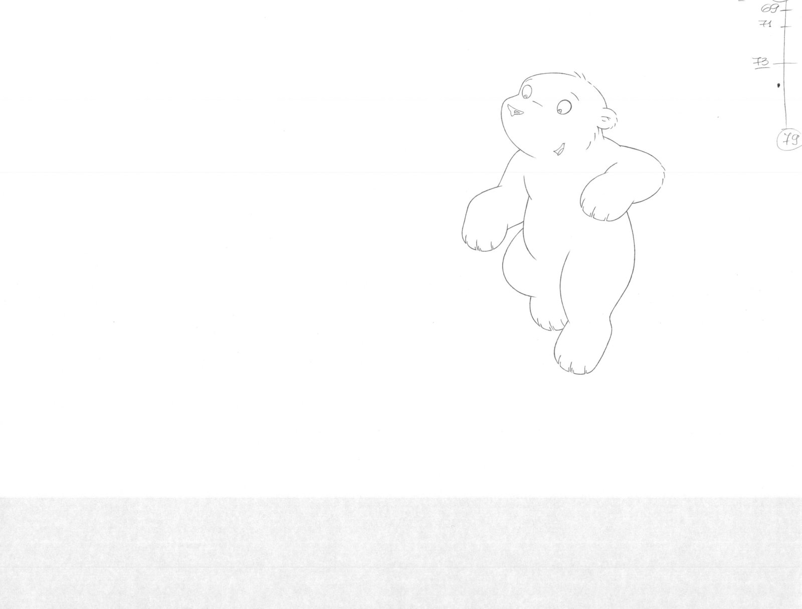 """The little polar bear ""feature film-Warner Bros"