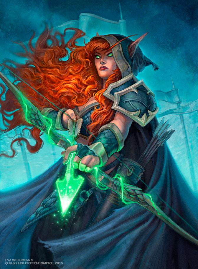 Hearthstone: Brave Archer