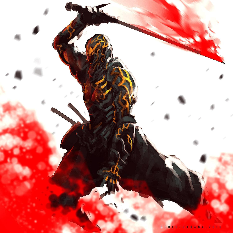 Benedick bana ninja2 lores