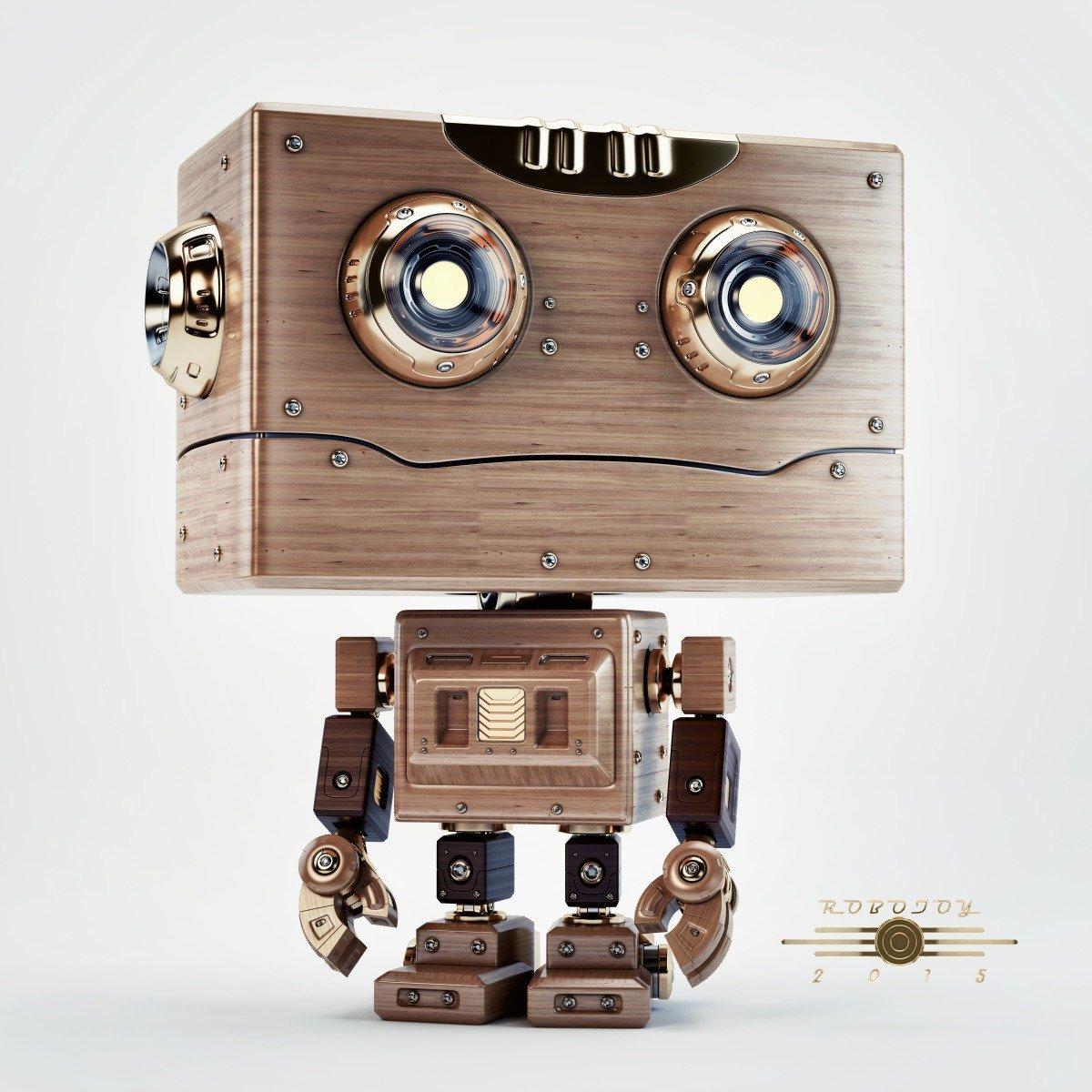 Vladislav ociacia robot toy retro 2