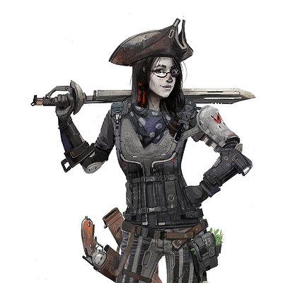 Vadim sverdlov alinka pirat concept 02
