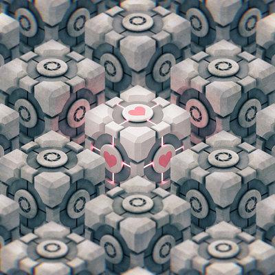 Guile kuma portal cubes finalb