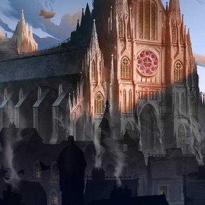 Magnus noren cathedral1