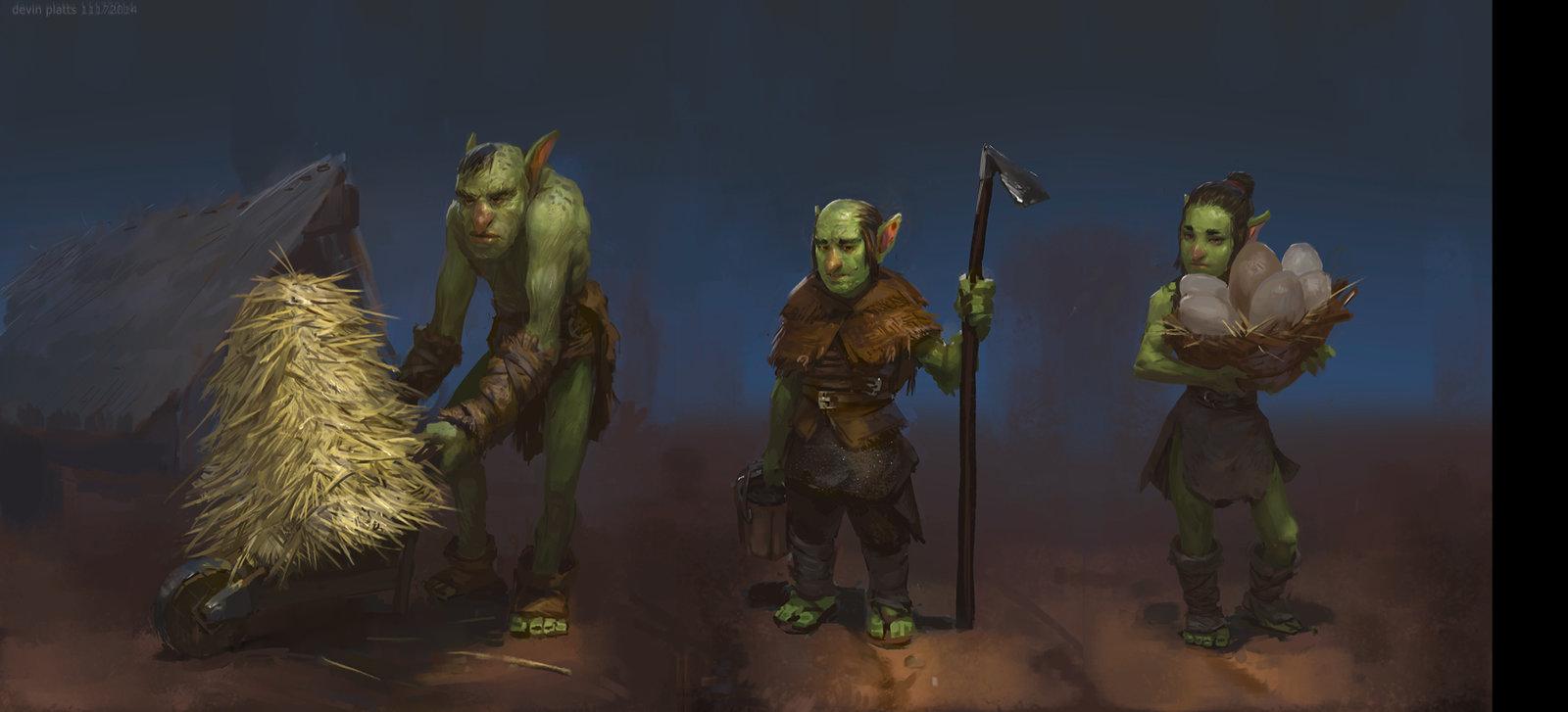 goblin farmers
