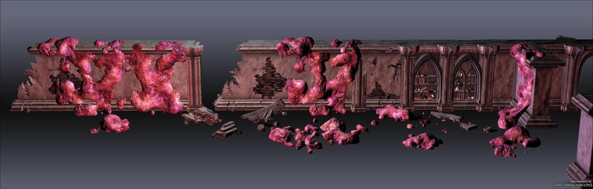 Carina schrom grotesque2 wall