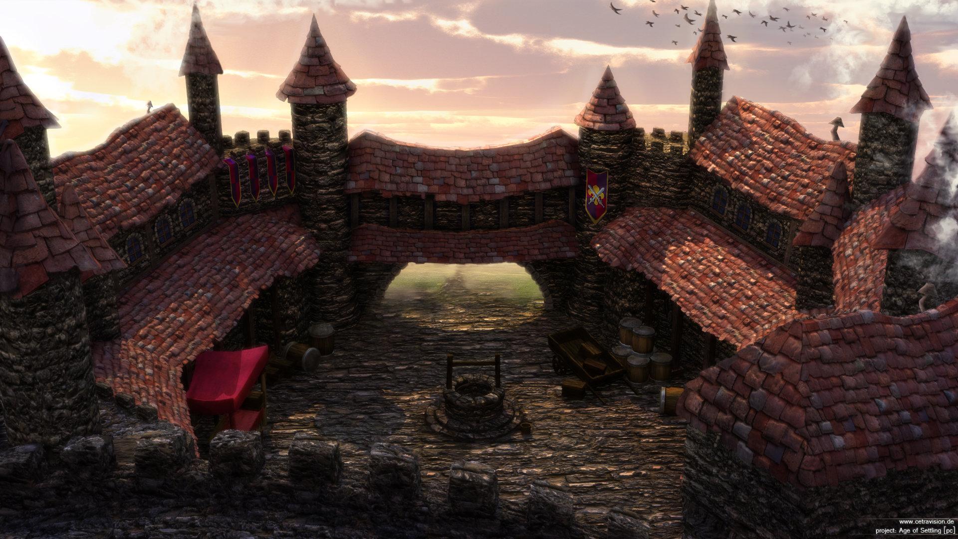 Carina schrom castle