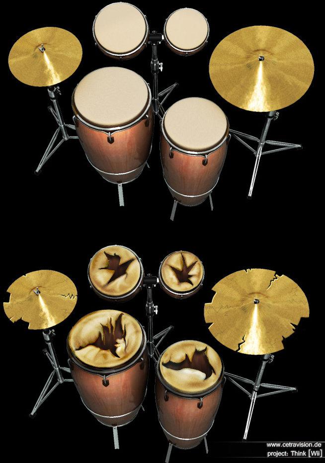 Carina schrom drumset