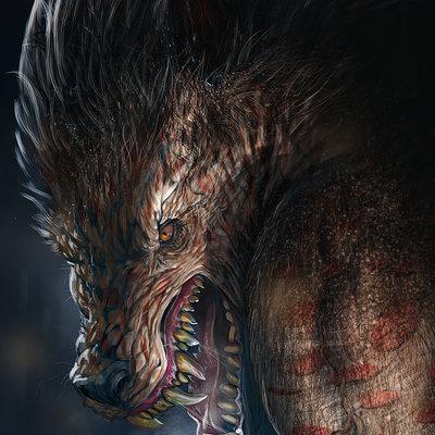 Saad irfan werewolf